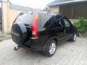 Honda CR-V 2004 2.0i ES Automatic Black | Cars for sale in Lagos State, Apapa