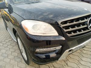 Mercedes-Benz M Class 2012 ML 350 4Matic Black | Cars for sale in Lagos State, Lekki