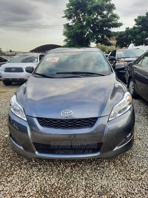 Toyota Matrix 2010 Gray | Cars for sale in Abuja (FCT) State, Central Business District