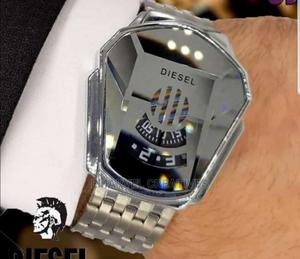 Diesel Trendy Chain Wristwatch | Watches for sale in Lagos State, Surulere