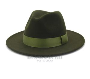 2021 New Hot Wide Brim Felt Fedora Hats for Fashionista | Clothing Accessories for sale in Lagos State, Surulere