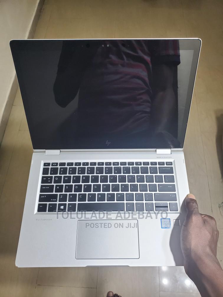 Archive: Laptop HP EliteBook X360 1030 G2 8GB Intel Core I7 SSD 256GB