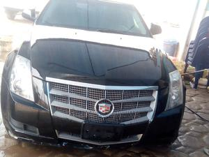 Cadillac CTS 2008 3.6L V6 Automatic Black | Cars for sale in Oyo State, Ibadan