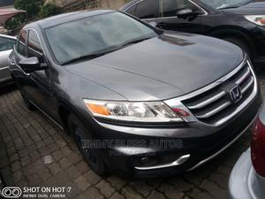 Honda Accord CrossTour 2013 Gray | Cars for sale in Lagos State, Magodo