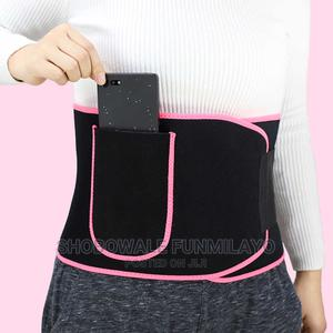 Waist Trainer, Waist Trimmer , Sweat Belt With Phone Pocket   Tools & Accessories for sale in Lagos State, Surulere