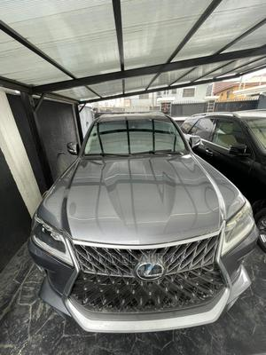 Lexus LX 2017 570 AWD Silver | Cars for sale in Lagos State, Ajah