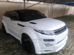 Land Rover Range Rover Evoque 2014 White | Cars for sale in Lagos State, Amuwo-Odofin