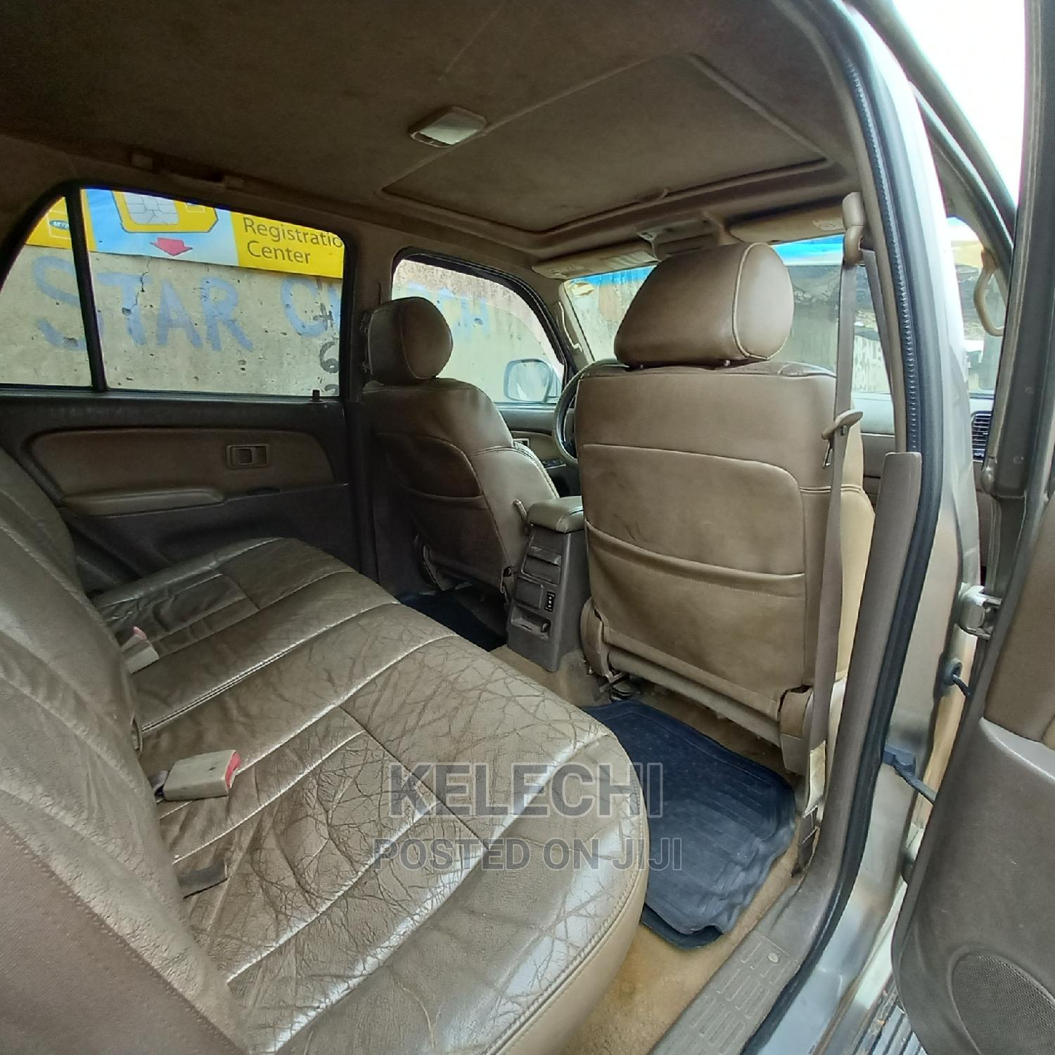 Toyota 4-Runner 2003 4.7 Silver | Cars for sale in Ikeja, Lagos State, Nigeria