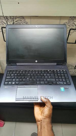 Laptop HP ZBook 15 8GB Intel Core i7 HDD 500GB | Laptops & Computers for sale in Lagos State, Ikeja