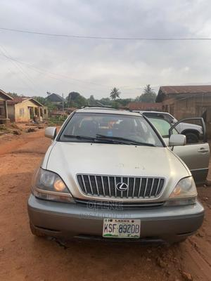Lexus RX 2003 300 2WD Gold   Cars for sale in Abuja (FCT) State, Bwari