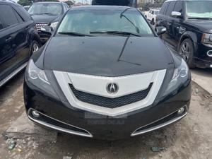 Acura ZDX 2010 Base AWD Black | Cars for sale in Lagos State, Apapa