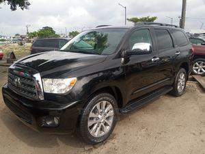 Toyota Sequoia 2016 Black   Cars for sale in Lagos State, Apapa