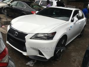 Lexus GS 2015 White | Cars for sale in Lagos State, Amuwo-Odofin
