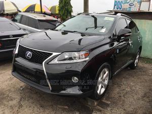 Lexus RX 2012 Black   Cars for sale in Lagos State, Amuwo-Odofin