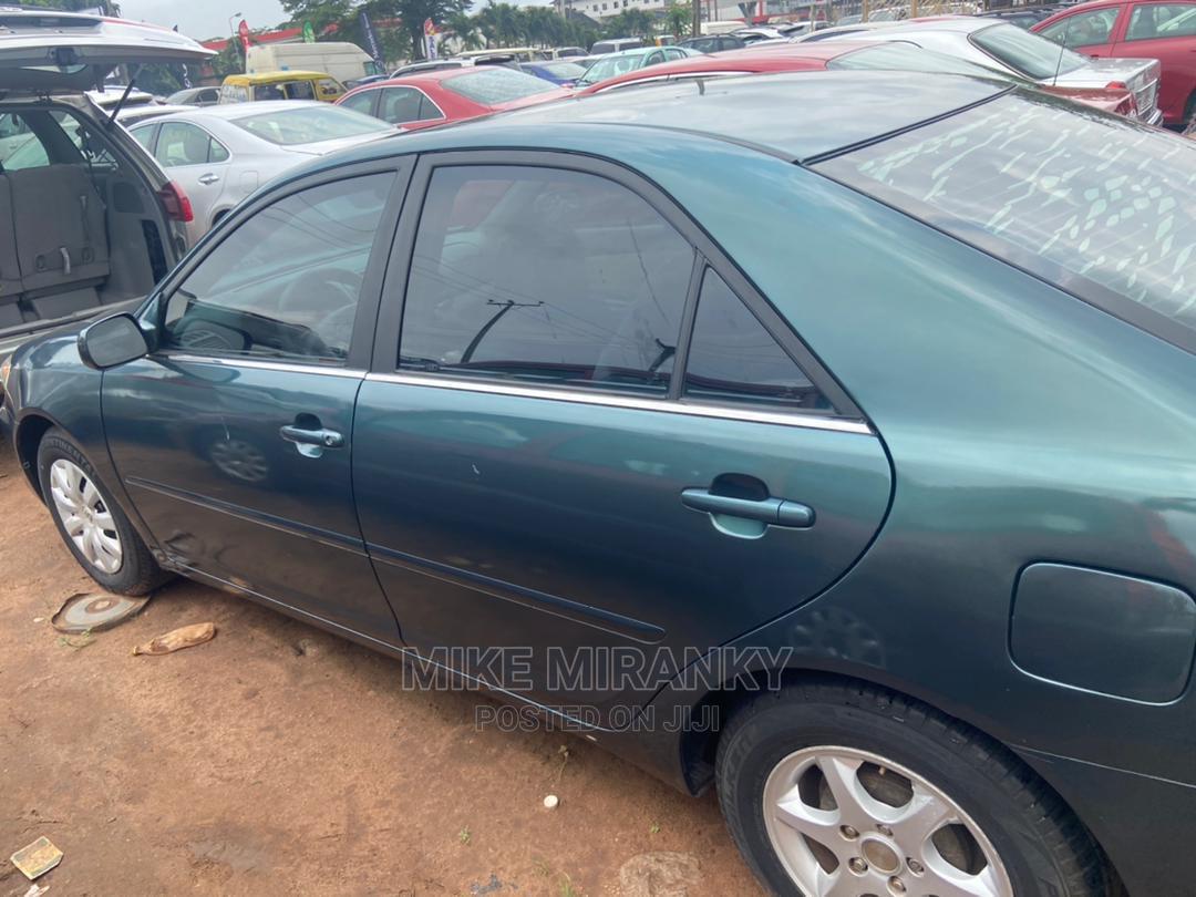 Toyota Camry 2007 Green | Cars for sale in Benin City, Edo State, Nigeria