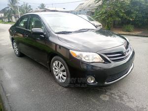 Toyota Corolla 2012 Black   Cars for sale in Akwa Ibom State, Uyo