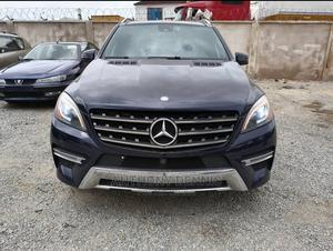 Mercedes-Benz M Class 2014 Black | Cars for sale in Lagos State, Ilupeju