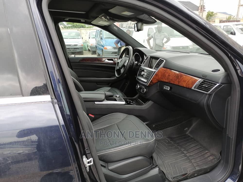 Mercedes-Benz M Class 2014 Black | Cars for sale in Ilupeju, Lagos State, Nigeria