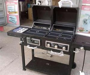 Black Charcoal Bbq Grill | Restaurant & Catering Equipment for sale in Lagos State, Ojo