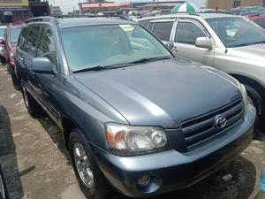 Toyota Highlander 2006 Limited V6 4x4 Blue   Cars for sale in Lagos State, Apapa