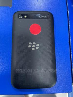 BlackBerry Classic 16 GB Black | Mobile Phones for sale in Lagos State, Ikeja