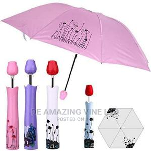 Rose Umbrella Smart And Beautiful   Clothing Accessories for sale in Abuja (FCT) State, Karu