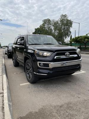 Toyota 4-Runner 2012 Limited 4WD Black | Cars for sale in Lagos State, Ogba