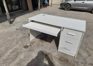 White Executive Office Table | Furniture for sale in Lagos State, Ojo