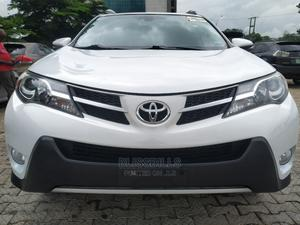 Toyota RAV4 2016 White   Cars for sale in Abuja (FCT) State, Central Business District
