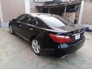 Lexus LS 2010 460 Black | Cars for sale in Lagos State, Agege