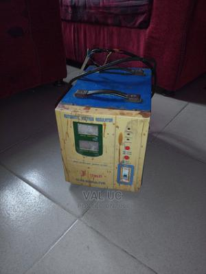 5000VA Automatic Voltage Regulator Stabilizer   Electrical Equipment for sale in Lagos State, Alimosho