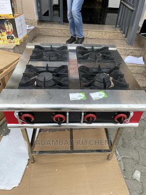 4burners Gas Cooker | Restaurant & Catering Equipment for sale in Abuja (FCT) State, Wuse 2
