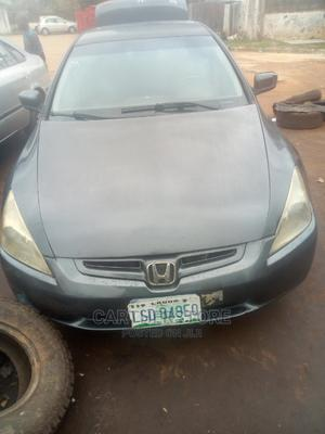 Honda Accord 2004 Sedan EX Gray   Cars for sale in Oyo State, Ibadan