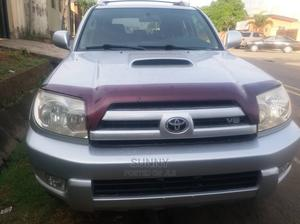Toyota 4-Runner 2004 Silver | Cars for sale in Lagos State, Ojodu