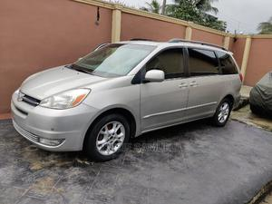 Toyota Sienna 2004 Silver   Cars for sale in Rivers State, Port-Harcourt