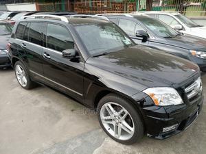 Mercedes-Benz GLK-Class 2011 350 4MATIC Black   Cars for sale in Lagos State, Amuwo-Odofin