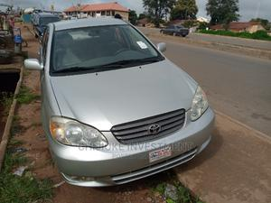 Toyota Corolla 2004 LE Silver | Cars for sale in Plateau State, Jos