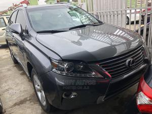 Lexus RX 2013 350 AWD Gray | Cars for sale in Lagos State, Agege