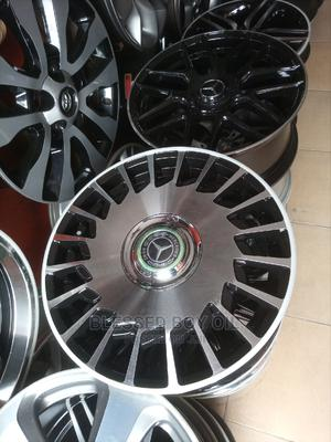 Size 20 Rim 2021 Mercedes Benz Available for Jeep's and Car | Vehicle Parts & Accessories for sale in Lagos State, Mushin