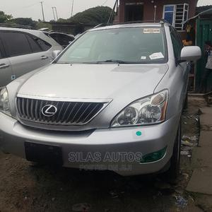Lexus RX 2009 350 4x4 Silver   Cars for sale in Lagos State, Apapa