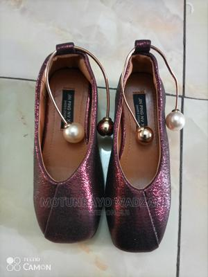 Outing Shoes in Wine   Children's Shoes for sale in Abuja (FCT) State, Gwarinpa