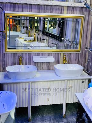 Executive Double Dining Cabinet Basin   Plumbing & Water Supply for sale in Lagos State, Amuwo-Odofin