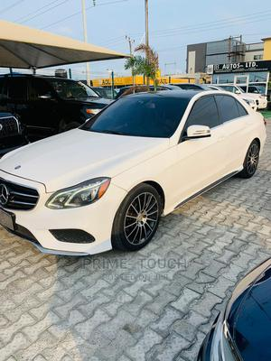 Mercedes-Benz E350 2014 White   Cars for sale in Lagos State, Surulere