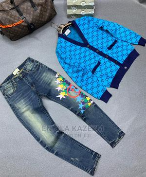 High Quality Designer Gucci Jeans and Sweaters Available | Clothing for sale in Lagos State, Lagos Island (Eko)