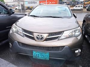 Toyota RAV4 2014 Brown | Cars for sale in Rivers State, Port-Harcourt