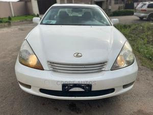 Lexus ES 2003 300 White | Cars for sale in Lagos State, Ogba