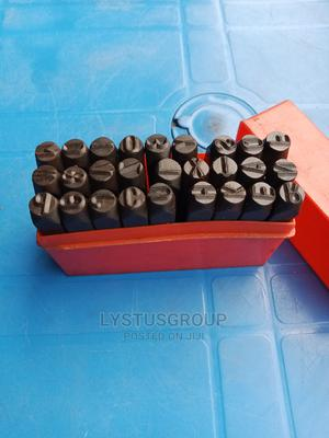8mm Alphabet (Letter) Steel Punch | Measuring & Layout Tools for sale in Rivers State, Port-Harcourt
