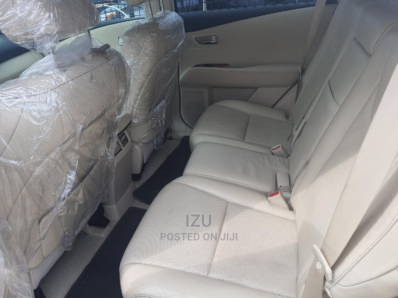 Lexus RX 2012 350 AWD White | Cars for sale in Lekki, Lagos State, Nigeria