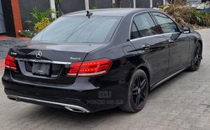Mercedes-Benz E350 2016 Black | Cars for sale in Lagos State, Lekki