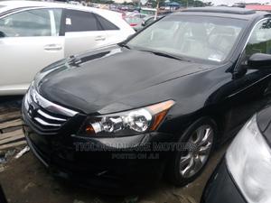 Honda Accord 2009 2.4 I-Vtec Executive Black   Cars for sale in Lagos State, Apapa
